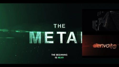 The Metal - E3D