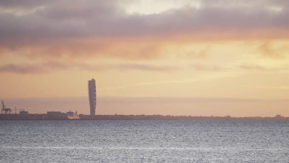 Thumbnail for Malmo Sweden Skyline