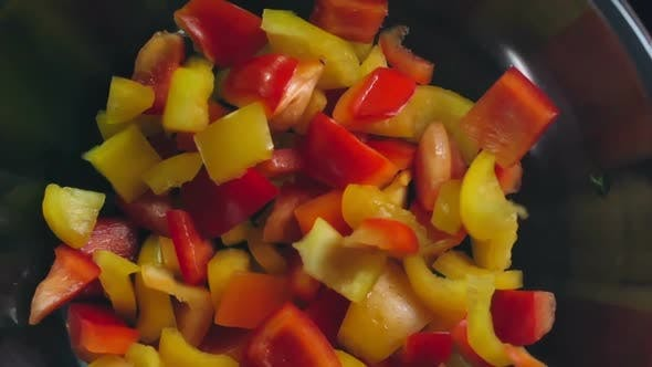 Thumbnail for Bell Pepper Salad