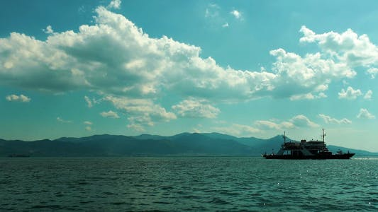 Thumbnail for Ferryboat Time Lapse