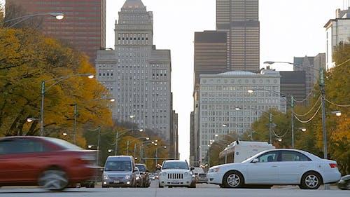 Chicago Verkehr