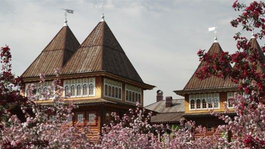 Wooden Palace of Tsar Alexei Mikhailovich
