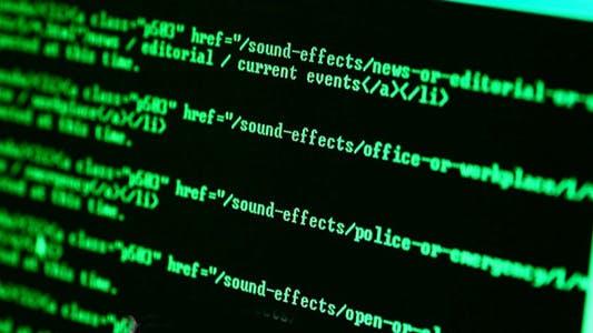 Thumbnail for Computer Screen HTML Code 4