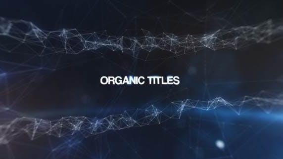 Thumbnail for Organic Titles