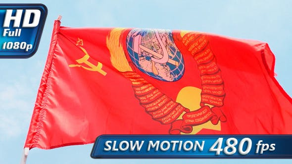 Cover Image for Flag of USSR