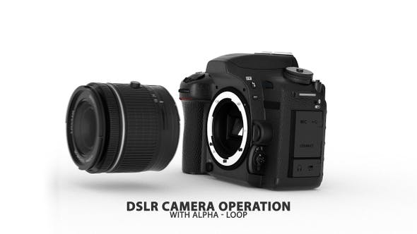 Thumbnail for DSLR Camera Operation with Alpha