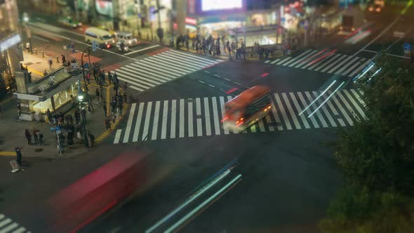 Thumbnail for Tokyo Shibuya Crossing