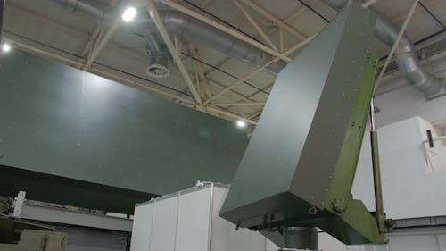 Mobile Luftverteidigung