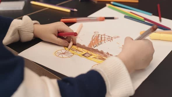 Kid Drawing