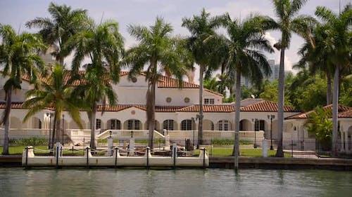 Mega Mansions Of Miami 4k 60fps