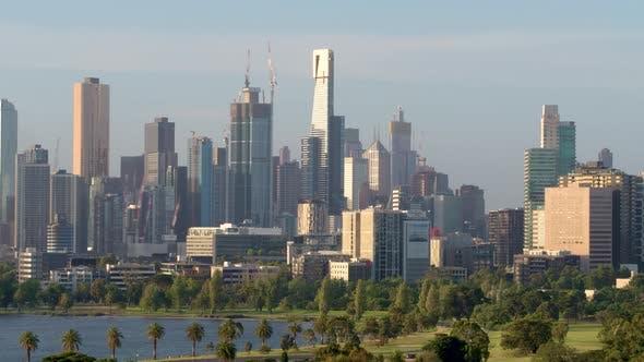 Thumbnail for Melbourne City Buildings