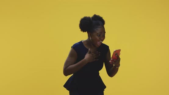 Thumbnail for Woman Succeeds with Smartphone