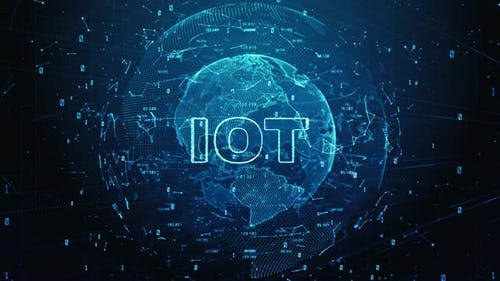 Internet Of Things Iot Concept 941