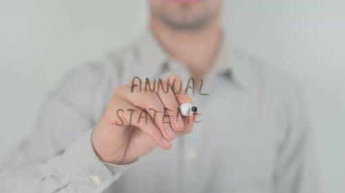 Annual Statement