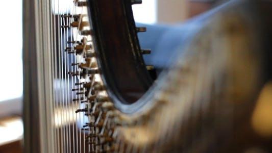 Thumbnail for Concert Grand Harp