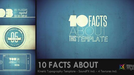 Thumbnail for 10 Faits sur