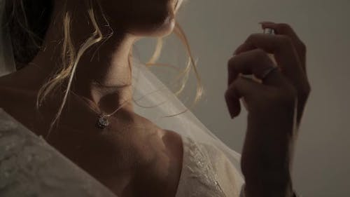 Bride With Perfume