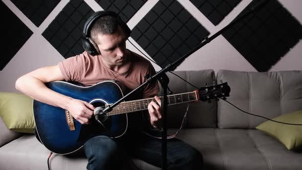 Recording Acoustic Guitar Home Recording Studio Acoustic Foam Rubber