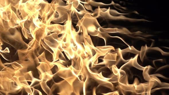 Fire Surface Compositing Element