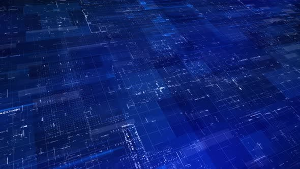 Thumbnail for Blueprint Data Technology Background