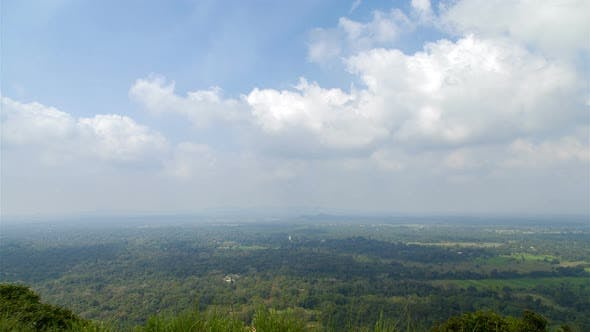Thumbnail for Natural Landscape From the Top, Sri Lanka