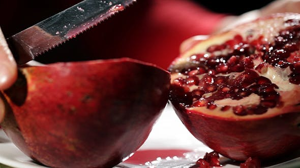 Thumbnail for Cutting The Pomegranate