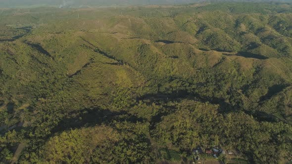 Thumbnail for Mountain Landscape on the Island of Luzon, Philippines