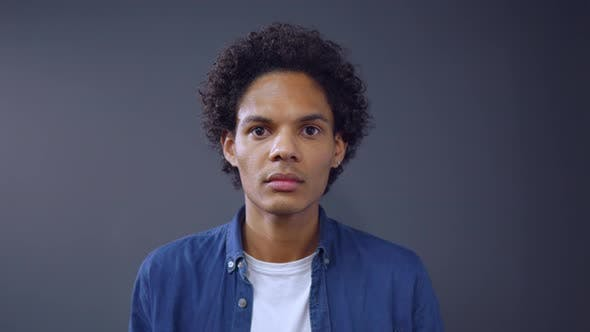 Thumbnail for Portrait of a Mixed Race Guy