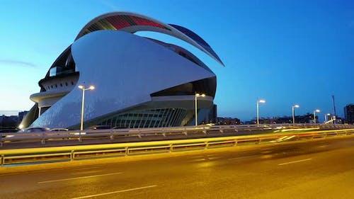 Opera Building Architecture