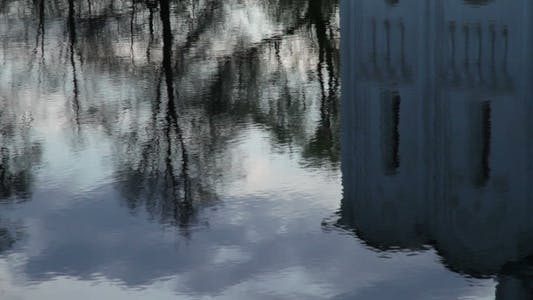 Thumbnail for Russian Church Reflecting in Water