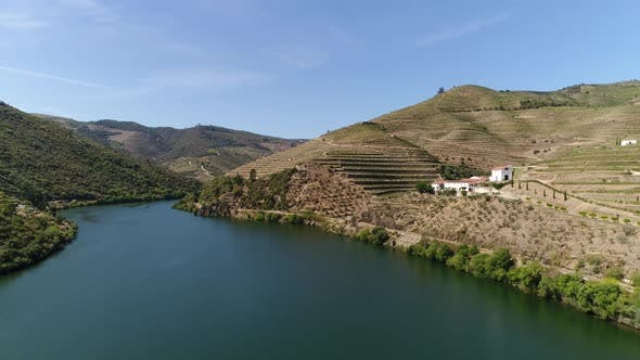 Thumbnail for Sunny Day in Douro Valley, Portugal