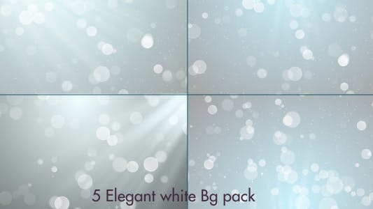 Thumbnail for Elegant Light Bokeh