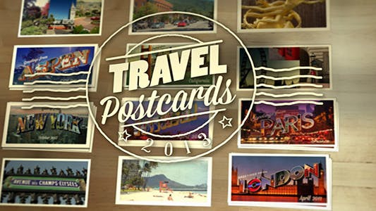 Thumbnail for Travel Postcards