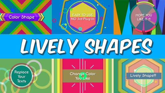 Thumbnail for Lively Shapes