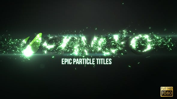 Thumbnail for Epic Particle Titles
