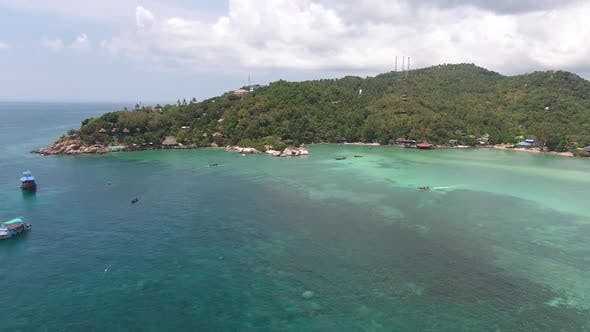 Cover Image for Dive Team In Koh Tao