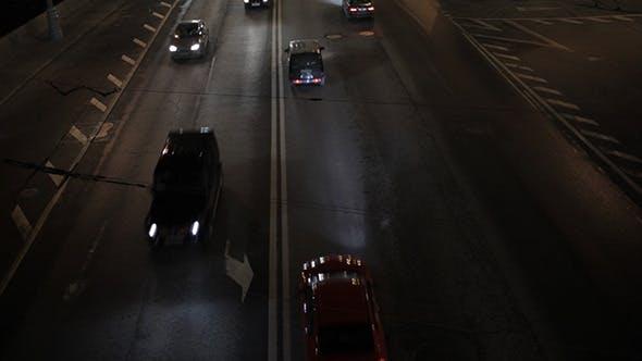 Thumbnail for Car Traffic At Night