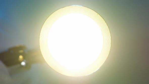 Thumbnail for Mini-Taschenlampe Nahaufnahme