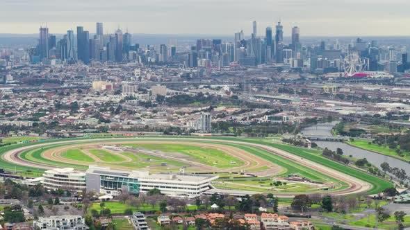 Thumbnail for Melbourne City Racecourse