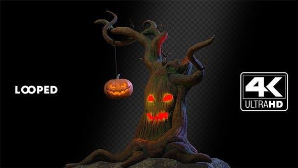 Thumbnail for Halloween Evil Tree
