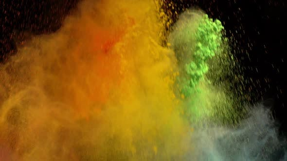 Thumbnail for Colored Powder