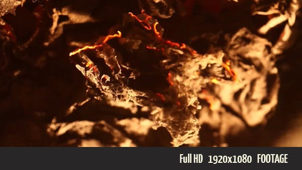 Thumbnail for Burning Paper 2