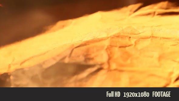 Thumbnail for Burning Paper