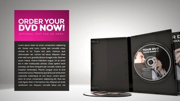 Bewerben Sie Ihre DVD