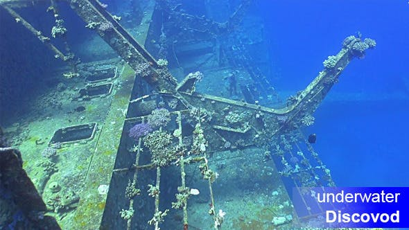 Thumbnail for Shipwreck Salem Express in Red Sea