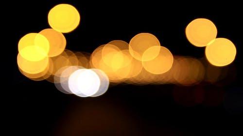 Night Street Lights