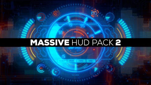 Massive HUD Pack 2