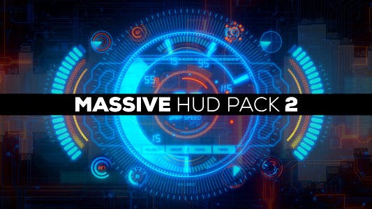 Thumbnail for Massive HUD Pack 2