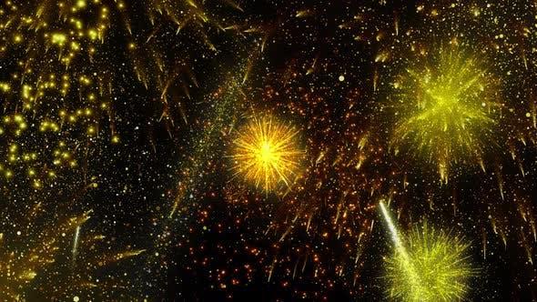 Thumbnail for Fireworks Sky Rocket 4K