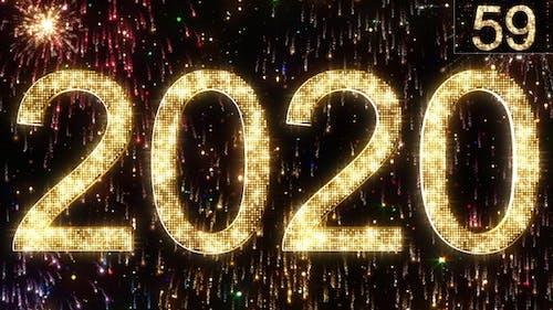 2020 New Year Countdown